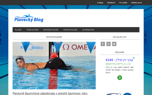 Access plaveckyblog.cz using Hola Unblocker web proxy