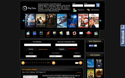 Access playtube.pl using Hola Unblocker web proxy