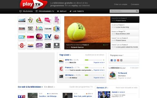 Access playtv.fr using Hola Unblocker web proxy