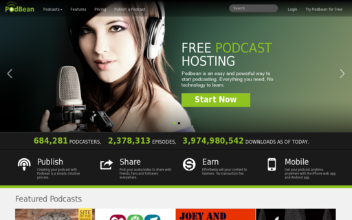 Access podbean.com using Hola Unblocker web proxy