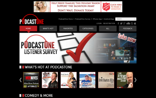 Access podcastone.com using Hola Unblocker web proxy
