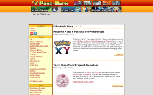 Access poke-amph.com using Hola Unblocker web proxy