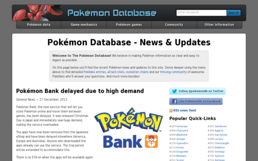 Access pokemondb.net using Hola Unblocker web proxy