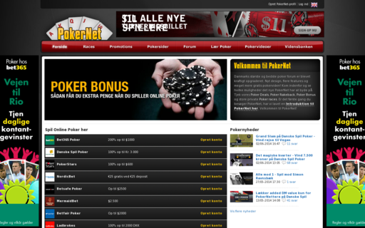 Access pokernet.dk using Hola Unblocker web proxy