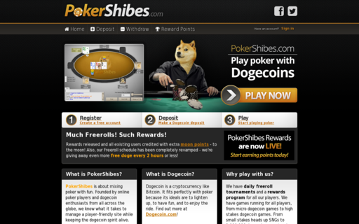 Access pokershibes.com using Hola Unblocker web proxy