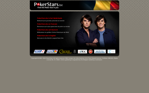 Access pokerstars.be using Hola Unblocker web proxy