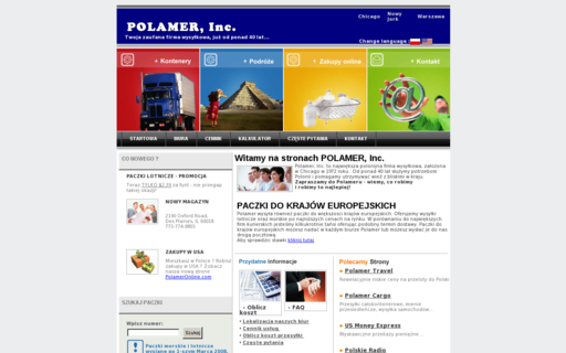Access polamerusa.com using Hola Unblocker web proxy