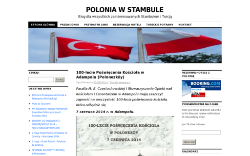 Access poloniawstambule.com using Hola Unblocker web proxy