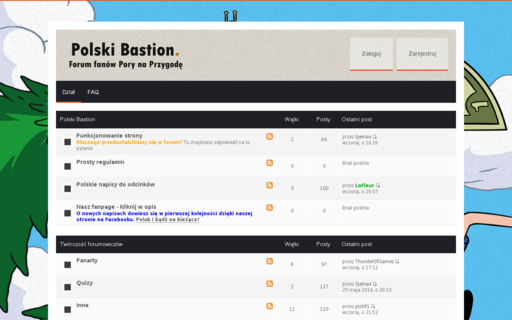 Access polskibastion.pl using Hola Unblocker web proxy