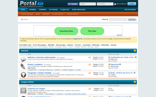 Access portalxd.com using Hola Unblocker web proxy