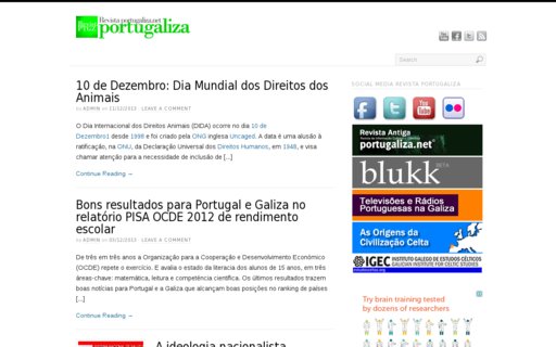 Access portugaliza.net using Hola Unblocker web proxy