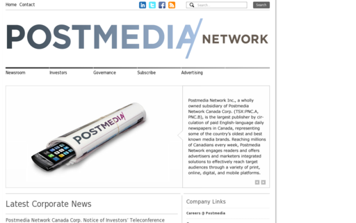 Access postmedia.com using Hola Unblocker web proxy