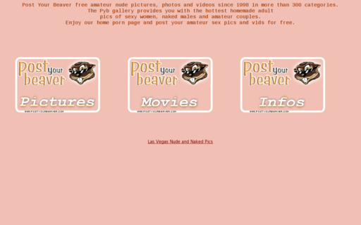 Access postyourbeaver.com using Hola Unblocker web proxy
