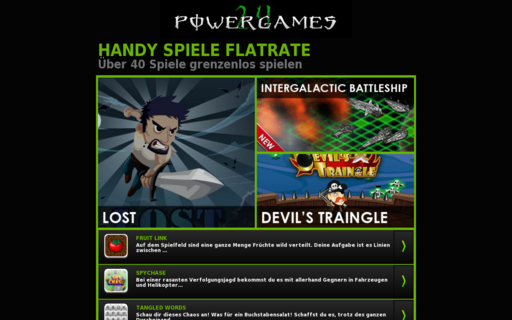 Access powergames24.com using Hola Unblocker web proxy