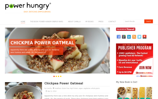 Access powerhungry.com using Hola Unblocker web proxy