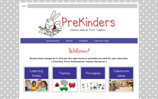 Access prekinders.com using Hola Unblocker web proxy