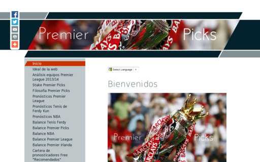 Access premierpicks.es using Hola Unblocker web proxy