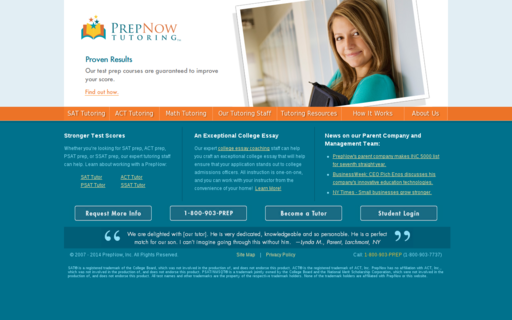 Access prepnow.com using Hola Unblocker web proxy