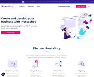 Access prestashop.com using Hola Unblocker web proxy
