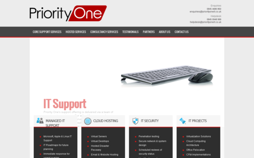 Access priorityoneit.co.uk using Hola Unblocker web proxy