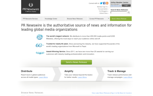 Access prnewswire.com using Hola Unblocker web proxy