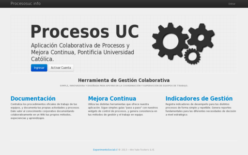 Access procesosuc.info using Hola Unblocker web proxy