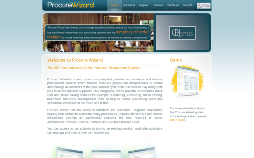 Access procurewizard.com using Hola Unblocker web proxy