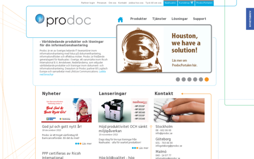 Access prodoc.se using Hola Unblocker web proxy