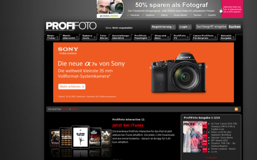 Access profifoto.de using Hola Unblocker web proxy