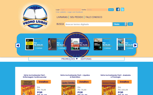 Access promolivros.com.br using Hola Unblocker web proxy