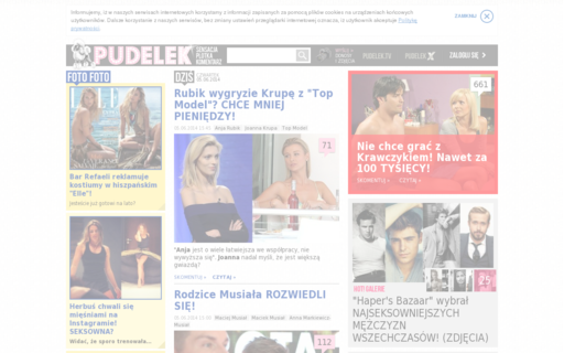 Access pudelek.pl using Hola Unblocker web proxy
