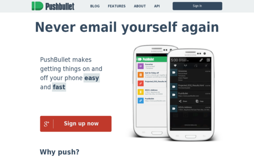 Access pushbullet.com using Hola Unblocker web proxy