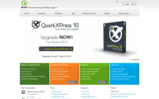 Access quark.com using Hola Unblocker web proxy