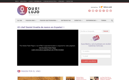 Access quelujo.es using Hola Unblocker web proxy