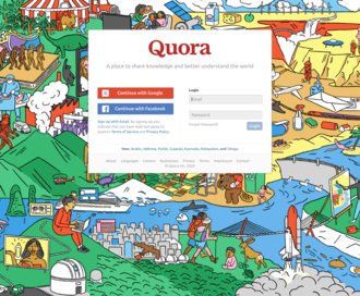 Access quora.com using Hola Unblocker web proxy
