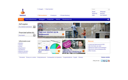 Access rabobank.nl using Hola Unblocker web proxy