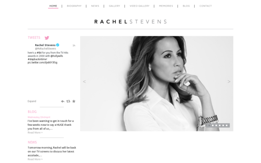 Access rachelstevensofficial.com using Hola Unblocker web proxy