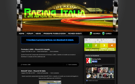 Access racingitalia.com using Hola Unblocker web proxy