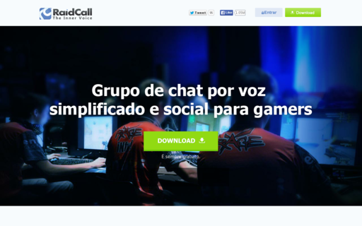Access raidcall.com.br using Hola Unblocker web proxy