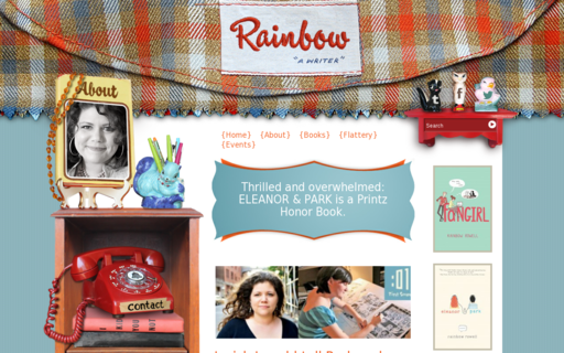 Access rainbowrowell.com using Hola Unblocker web proxy