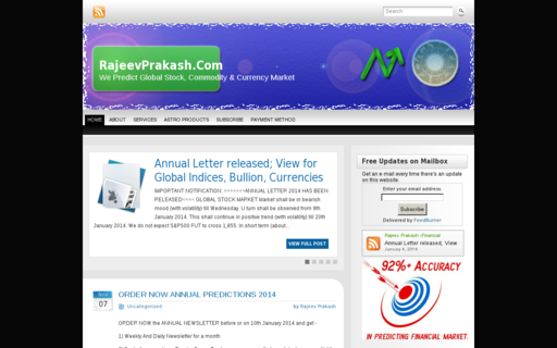 Access rajeevprakash.com using Hola Unblocker web proxy