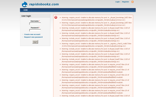 Access rapidobookz.com using Hola Unblocker web proxy