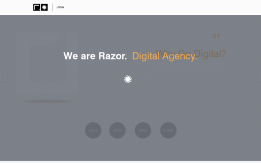 Access razor.rs using Hola Unblocker web proxy
