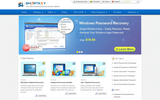 Access recoverlostpassword.com using Hola Unblocker web proxy