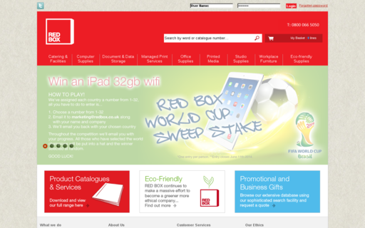 Access redbox.co.uk using Hola Unblocker web proxy