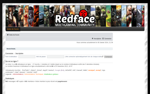 Access redface.fr using Hola Unblocker web proxy
