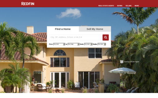 Access redfin.com using Hola Unblocker web proxy