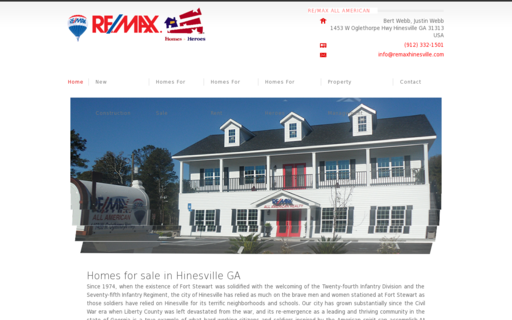 Access remaxhinesville.com using Hola Unblocker web proxy