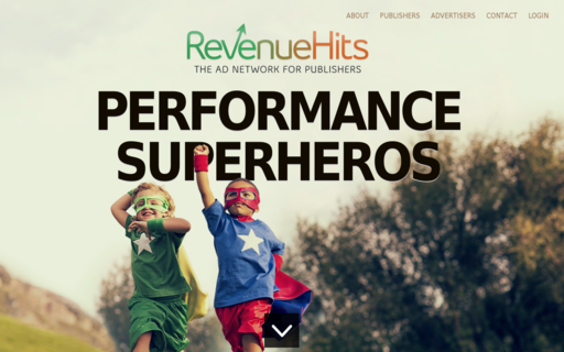 Access revenuehits.com using Hola Unblocker web proxy