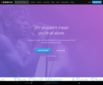 Access reverbnation.com using Hola Unblocker web proxy